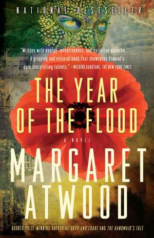 The Year of the Flood de Margaret Atwood
