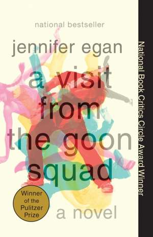 A Visit from the Goon Squad de Jennifer Egan