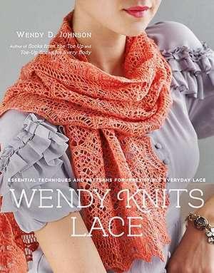 Wendy Knits Lace imagine