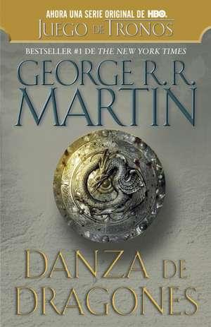 Danza de Dragones de George R. R. Martin