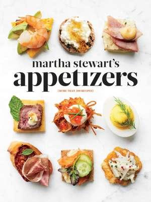 Martha Stewart's Appetizers imagine