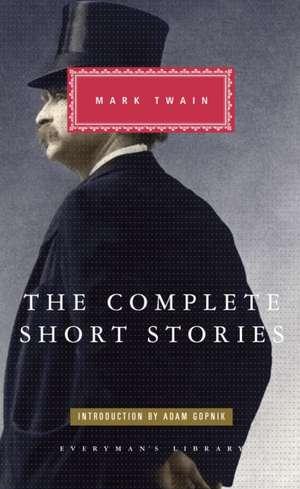The Complete Short Stories de Mark Twain