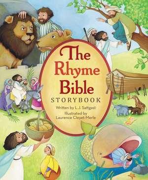The Rhyme Bible Storybook de L. J. Sattgast