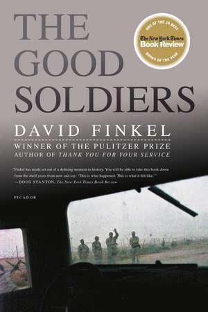The Good Soldiers de David Finkel