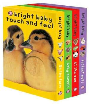 Bright Baby Touch & Feel Slipcase