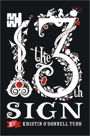 The 13th Sign  de Kristin O'Donnell Tubb
