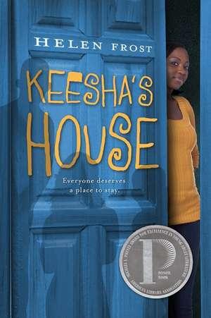 Keesha's House de Helen Frost