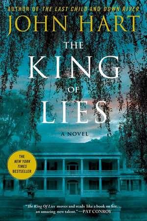 The King of Lies de John Hart