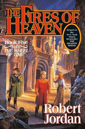 The Fires of Heaven de Robert Jordan