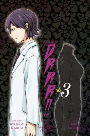 Durarara!!, Vol. 3 de Ryohgo Narita
