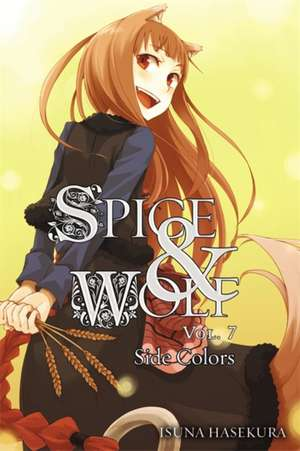 Spice And Wolf Volume 7