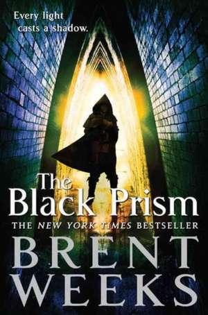 The Black Prism de Brent Weeks