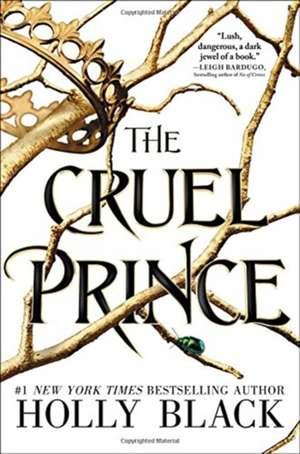 The Cruel Prince de Holly Black