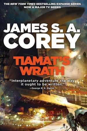 Tiamat's Wrath de James S. A. Corey