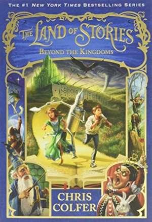 Beyond the Kingdoms de Chris Colfer