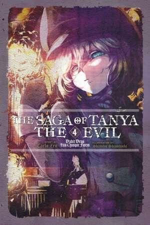 The Saga of Tanya the Evil, Vol. 4 (light novel) de Carlo Zen