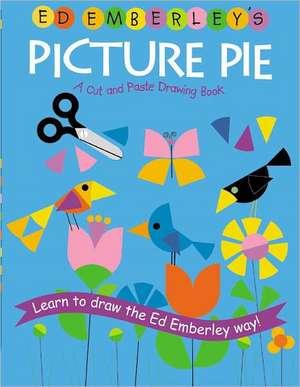 Ed Emberley's Picture Pie de Ed Emberley
