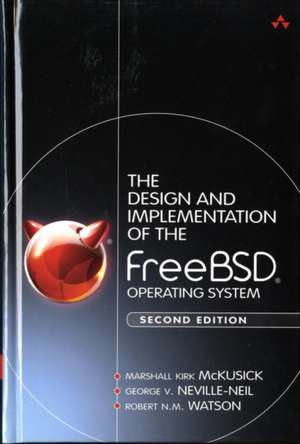 The Design and Implementation of the Freebsd Operating System:  An Introduction to Physical Geography de Marshall Kirk McKusick