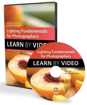Lighting Fundamentals for Photographers de Joe Lavine