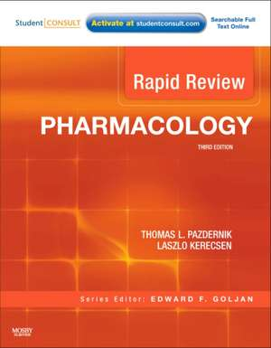 Rapid Review Pharmacology