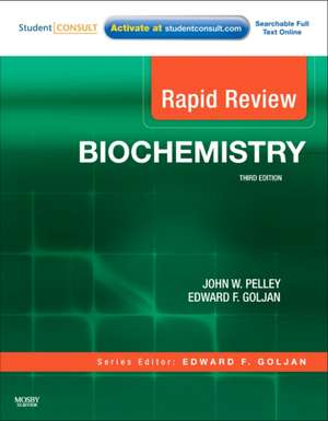Rapid Review Biochemistry With STUDENT CONSULT Online Access