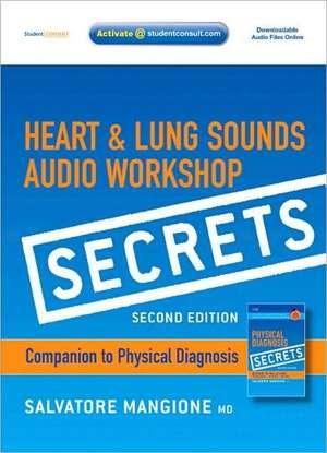 Secrets Heart & Lung Sounds Audio Workshop