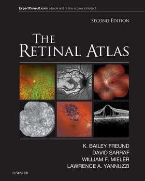 The Retinal Atlas de K. Bailey Freund