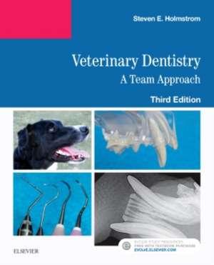 Veterinary Dentistry: A Team Approach imagine