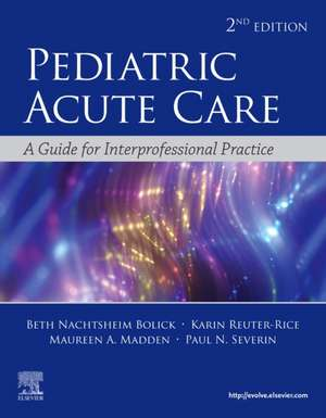 Pediatric Acute Care imagine