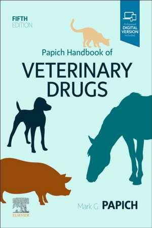 Papich Handbook of Veterinary Drugs imagine