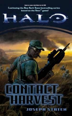 Halo: Contact Harvest de Joseph Staten