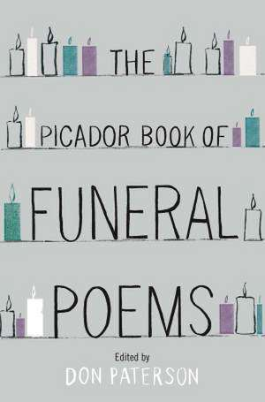 The Picador Book of Funeral Poems imagine