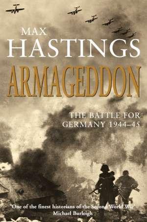 Hastings, S: Armageddon