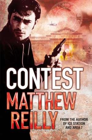 Contest de Matthew Reilly