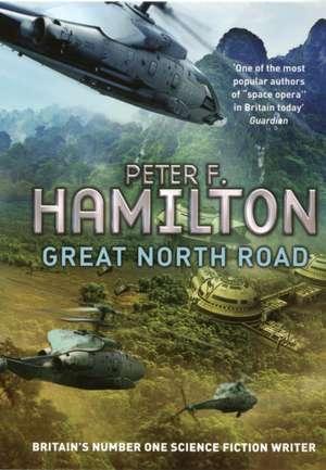 Great North Road de Peter F. Hamilton