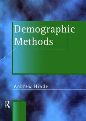 Demographic Methods imagine