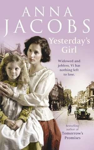 Yesterday's Girl de Anna Jacobs