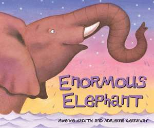 Hadithi, M: African Animal Tales: Enormous Elephant imagine