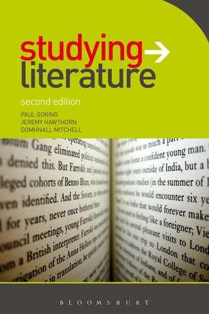Studying Literature imagine
