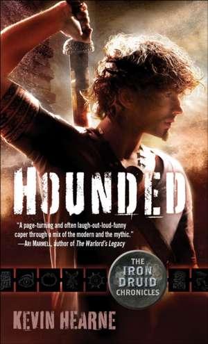 Hounded:  Potbelly of Gold de Kevin Hearne