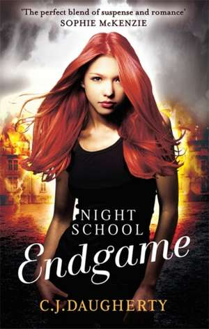 Night School 05: Endgame de C. J. Daugherty