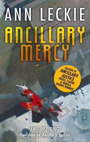 Ancillary Mercy de Ann Leckie