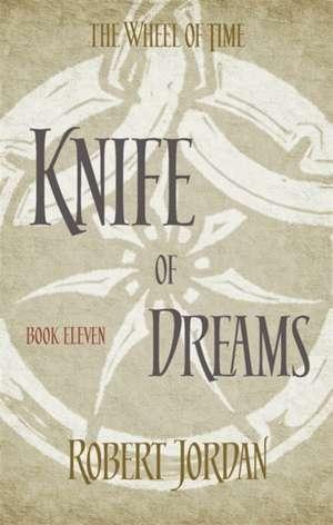 Wheel of Time 11. Knife of Dreams de Robert Jordan