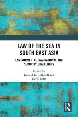 LAW OF THE SEA SOUTH EAST ASIA ROT