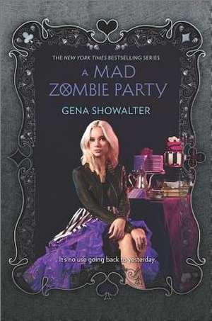 A Mad Zombie Party de Gena Showalter