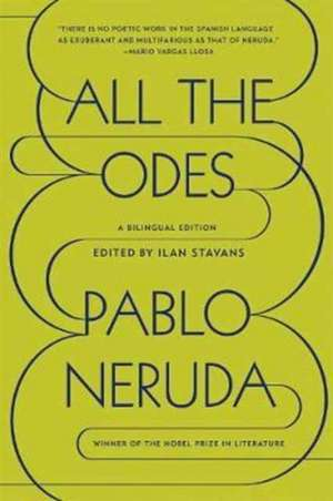All the Odes de Pablo Neruda
