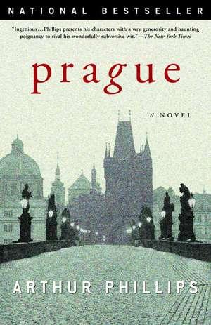 Prague de Arthur Phillips