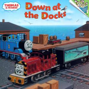 Thomas & Friends:  Down at the Docks (Thomas & Friends) de Wilbert Vere Awdry