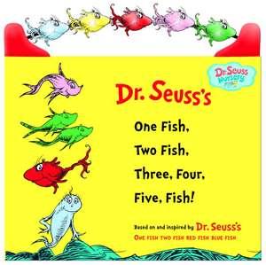 One Fish, Two Fish, Three, Four, Five Fish de  Dr. Seuss