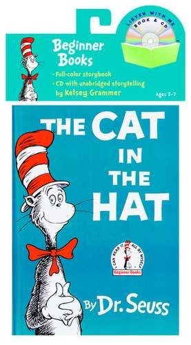 The Cat in the Hat Book [With CD]